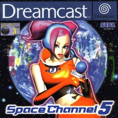 Portada de Space Channel 5