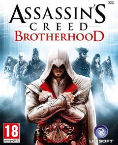 Portada de Assassin's Creed: La Hermandad