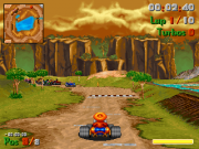 Street Racer (Playstation) juego real 002.png