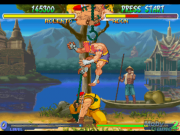 Street Fighter Alpha 2 (Playstation) juego real 002.png