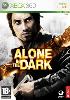 Portada de Alone in the Dark