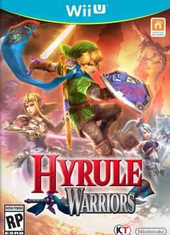 Portada de Hyrule Warriors