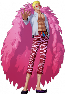 One Piece Unlimited World Red - Donquixote Doflamingo.png