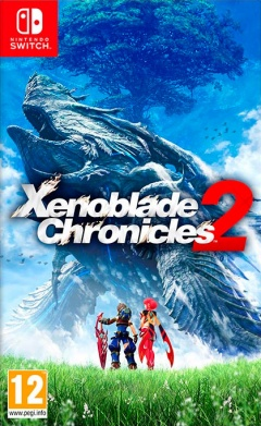 Portada de Xenoblade Chronicles 2