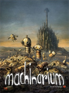 Portada de Machinarium