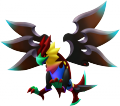 Arte Nightmare Naru Bird Kingdom Hearts 3D N3DS.png