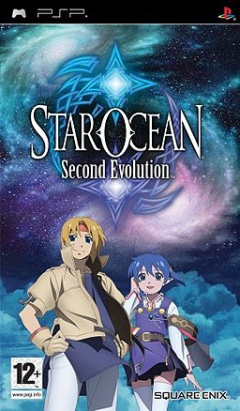 Portada de Star Ocean Second Evolution