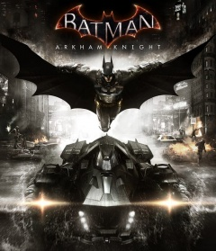 Portada de Batman: Arkham Knight