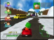 South Park Rally (Dreamcast) juego real 001.jpg
