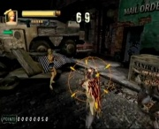 Zombie Revenge (Dreamcast) juego real 002.jpg