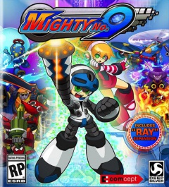 Portada de Mighty No. 9