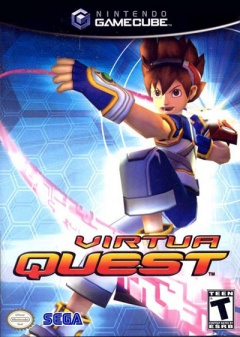 Portada de Virtua Quest