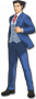 Personaje Phoenix Wright juego Ace Attorney 5 Nintendo 3DS.png