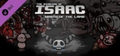 Portada de The Binding of Isaac: Wrath of the Lamb
