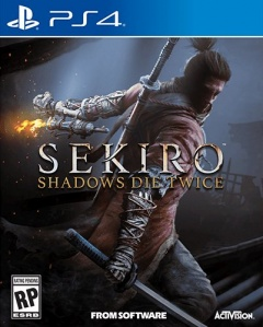 Portada de Sekiro: Shadows Die Twice
