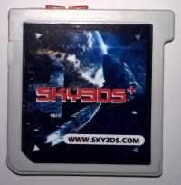 Captura de Sky3DS+