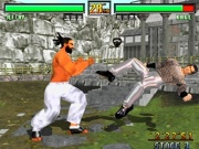 Virtua Fighter 3tb (Dreamcast) juego real 002.jpg