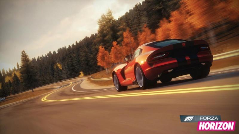 imagenes Forza Horizon XBOX 360