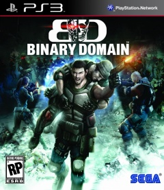 Portada de Binary Domain