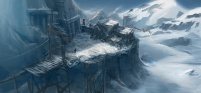 Arte 16 ice mountain God of War Ghost of Sparta.jpg
