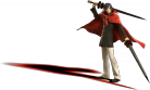 Render completo personaje Machina juego Final Fantasy Type-0 PSP.png