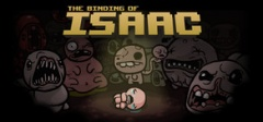 Portada de The Binding of Isaac