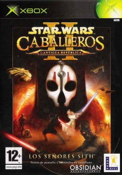 Portada de Star Wars: Knights of the Old Republic II