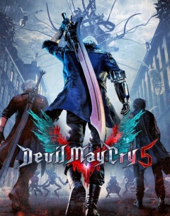 Portada de Devil May Cry 5