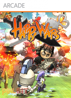 Portada de Happy Wars
