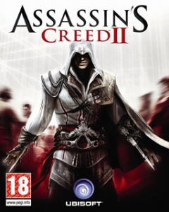 Portada de Assassin's Creed II