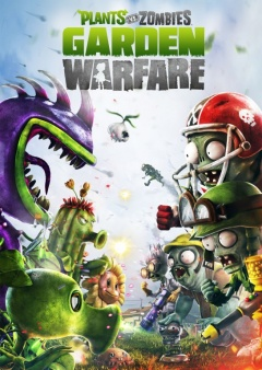 Portada de Plants vs. Zombies: Garden Warfare