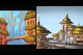 Arte 04 escenarios Jak and Daxter The Lost Frontier.jpg