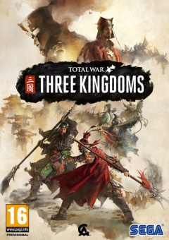Portada de Total War: Three Kingdoms