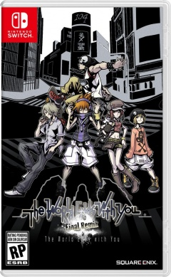 Portada de The World Ends With You: Final Remix
