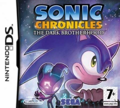 Portada de Sonic Chronicles: The Dark Brotherhood