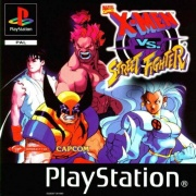 Xmen Vs Street Fighter (Playstation-Pal) caratula delantera.jpg