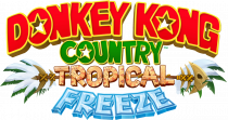 Donkey Kong Country Tropical Freeze Logotipo.png