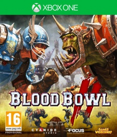 Portada de Blood Bowl 2