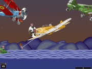 Worms World Party (Dreamcast Pal) juego real 001.jpg