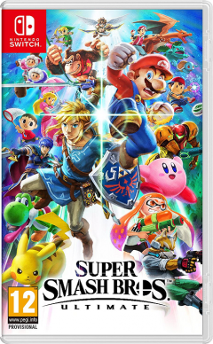 Portada de Super Smash Bros. Ultimate