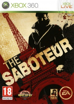 Portada de The saboteur