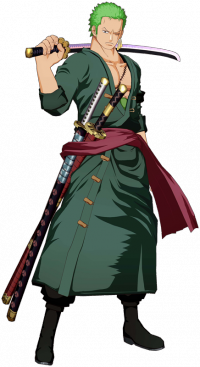 One Piece Unlimited World Red - Roronoa Zoro.png