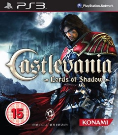Portada de Castlevania: Lords of Shadow
