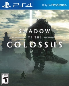 Portada de Shadow Of The Colossus