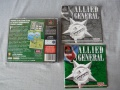 Allied General (Playstation Pal) fotografia caratula trasera y manual.jpg