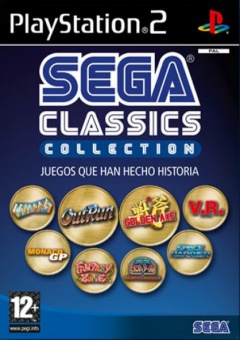 Portada de Sega Classics Collection