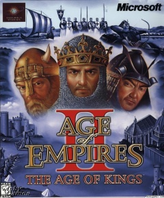 Portada de Age of Empires II: The Age of Kings