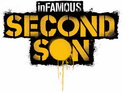 InFamous Second Son logotipo.png