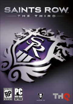 Portada de Saint's Row: The Third