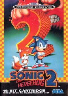 Portada de Sonic the Hedgehog 2